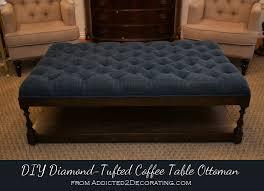 ottoman coffee table. Ottoman Coffee Table T