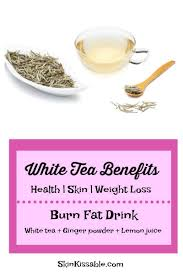 top 5 amazing benefits of drinking white tea everyday health skin weight loss 5 diy face masks