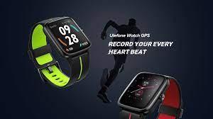 Ulefone Watch Gps Smartwatch 5atm ...