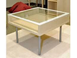 Transparent Coffee Table Ikea You Keep Your Things Organized And The Table  Top Clear The Perfect