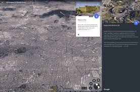 Where do the images come from? See A Map Of 3d Coverage In Google Earth By Google Earth Google Earth And Earth Engine Medium