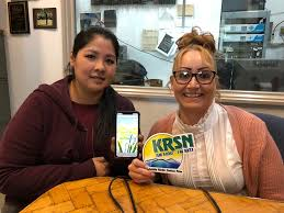 KRSN AM1490 - Jade Lovato and Wendi Wolfe from Los Alamos... | Facebook