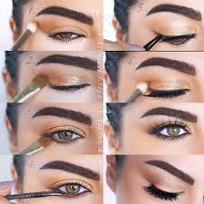 24 pics with makeup steps to enhance your hooded eyes easy hooded eyes makeup tutorial