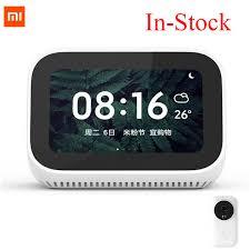 <b>Original Xiaomi AI</b> Touch Screen Bluetooth 5.0 Speaker Digital ...