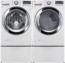 Steam Technology Washer Lg Wm3670hwa 27 Inch 45 Cu Ft Front Load Washer With Steam