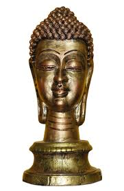 Buddha Head Decor Get This Trendy Buddha Head Stand To Add A Touch Of Style And