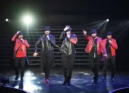 Backstreet Boys Larger Than Life At Planet Hollywood Resort