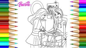 Nailsalon Within Nail Salon Coloring Pages Best Coloring Pages