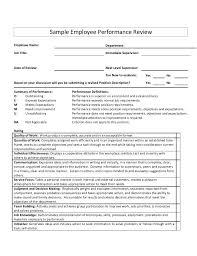 Employee Progress Report Template Magdalene Project Org