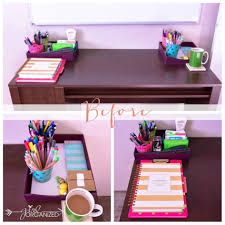 office furniture women. Modren Desk Accessories For Women Purple Letter Tray Translucent Funky Office Makeover Before 1024 Furniture