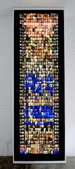 mikhael subotzky south african born 1981 patrick waterhouse british born 1981 doors ponte city johannesburg 2008 2010 light box with color