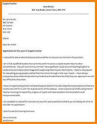 cover letter for resume teacher cover letter for substitute teacher resume  examples resumes and letters teachers