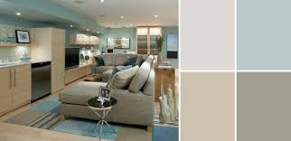 A Palette Guide To Basement Paint Colors Home Tree Atlas Gorgeous Basement Color Ideas