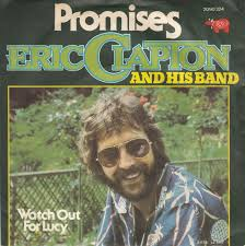 Image result for promises eric clapton 45cat