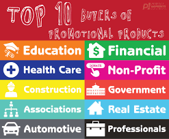 Top Promotional The Top 10 Buyers Of Promotional Products