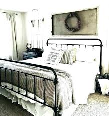 iron bed frames king – urecberkeley