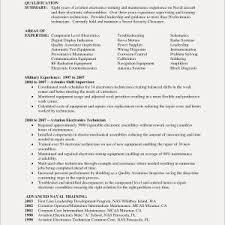 Maintenance Technician Resume Sample Resume Sample Maintenance Technician New Maintenance Technician