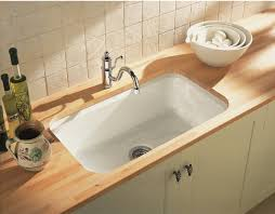 image of traditional cast iron sinks