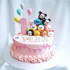 13 Tsum Tsum Cake Designs You Can Order Recommendmy Living