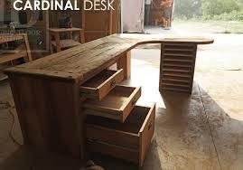 reclaimed wood office furniture. Reclaimed Wood Desk, Barnwood Furniture, Office Furniture Ontario, Epoxy, Resin, HD