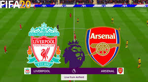 FIFA 20 | Liverpool vs Arsenal - Premier League - Full Match & Gameplay -  YouTube