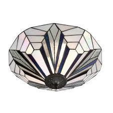 tiffany flush ceiling lights uk. interiors 1900 astoria tiffany flush ceiling light lights uk s