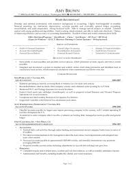 Accounting Cv Examples Assistant And Finance Graduate Good Best