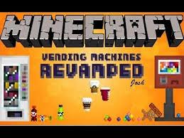 Minecraft Vending Machine Mod 17 10 Beauteous Minecraft Vending Machine Mod 4848480 YouTube