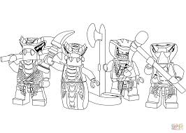 Small Picture Lego Ninjago Venomari coloring page Free Printable Coloring Pages
