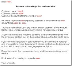How To Remind About A Recommendation Letter Payment Reminder Letter Templates 8 Samples Formats