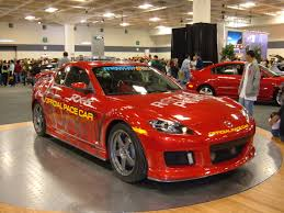 mazda rx8 modified red. file2005 red mazda rx8 pace car sidejpg rx8 modified