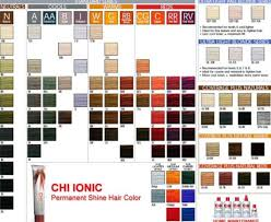 Chi Hair Color Line Sbiroregon Org