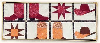 Western quilt patterns, Cowboy boots and hats &  Adamdwight.com