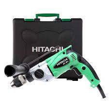 Hitachi DV 18 V 690 W 13 Mm 2 Tốc Độ Chuyên Nghiệp Khoan Động Điện Và Có  Dây Xuyên, máy Bào Đá Bằng Tay Máy Khoan Bắt Vít Dùng Electric Drills