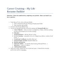 Career Builders Resume Soaringeaglecasino Us Builder Resumes
