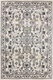 hometrends once polypropylene rectangle area rug image 1 of 4