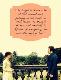 Pride And Prejudice Quotes Magnificent She Longed To Know What At That Moment Was Passing In His Mind In