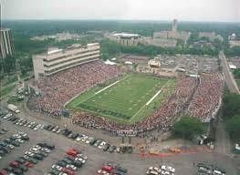 Toledo Rockets Glass Bowl Seating Chart Glass Bowl Stadium University Of Toledo Toledo Ohio
