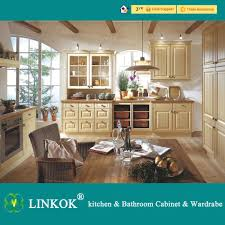 Paint Grade Cabinets 2017 Linkok Furniture Pvc Coated Kitchen Cabinet And Baked Paint