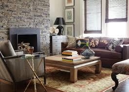 Living Room Chairs Ethan Allen Abington Leather Sofa Ethan Allen