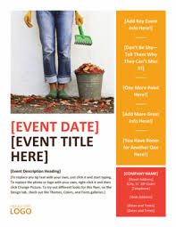 Word Template Flyer Free Get Free Templates For Your Fall Event Flyers Invitations And More