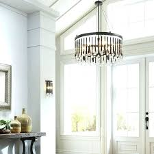 entryway chandelier lighting