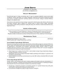 It Project Manager Resume Samples Download By Sap Project Manager Cv
