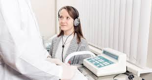 hearing loss at the doctor