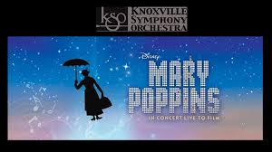 Knoxville Coliseum Seating Chart Knoxville Symphony Orchestra Disney In Concert Mary