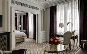 New York City Suite Hotels 2 Bedroom Astor Suite The St Regis New York