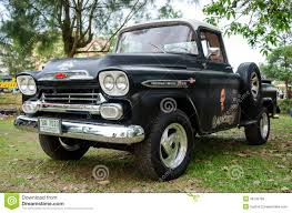 All Chevy chevy apache 1957 : Chevrolet Apache Classic Pickup Truck Editorial Stock Image ...