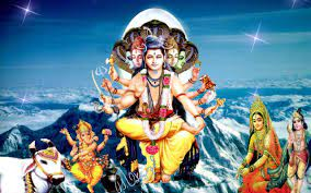 Lord Shiva Family Wallpapers ...
