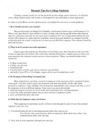 What Should Resume Cover Letter Look Like In Objective Included Say