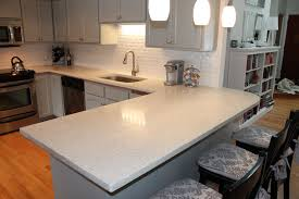 Poured Concrete Kitchen Floor Making Poured Concrete Countertops Home Design And Decor